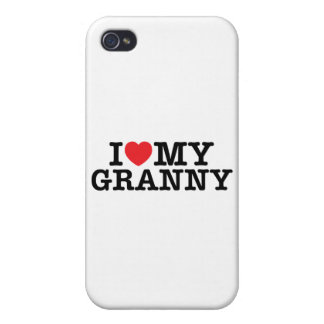 I heart iPhone 4/4S case