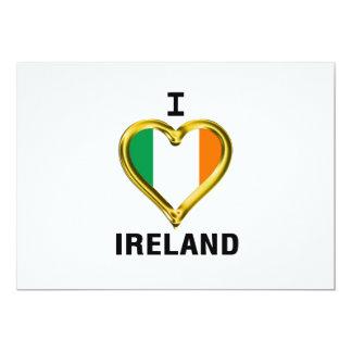 I HEART IRELAND CARD