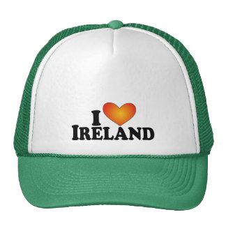 I (heart) Ireland - Lite Products Trucker Hat