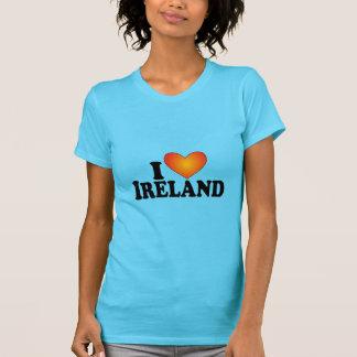 I (heart) Ireland - Lite Products T Shirts