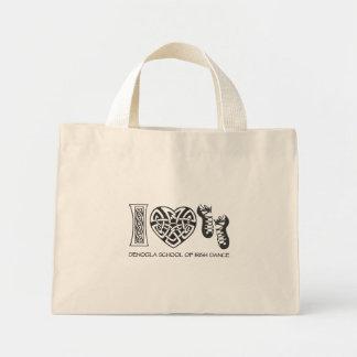I Heart Irish Dance Mini Tote Bag