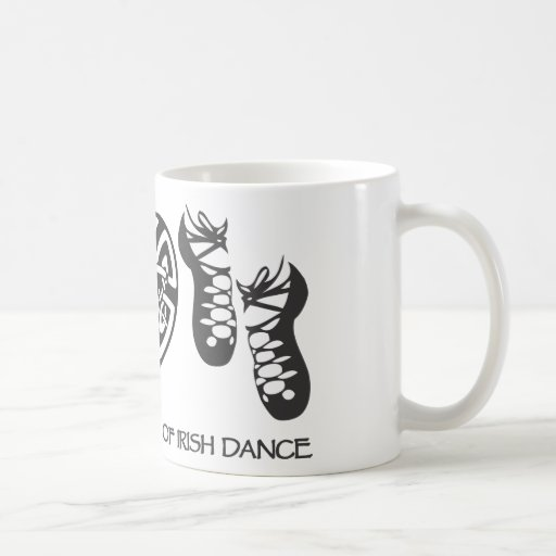 I Heart Irish Dance Coffee Mugs