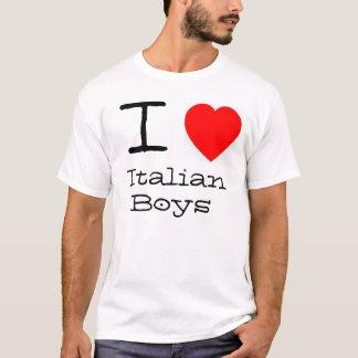 I *heart* Italian Boys T-Shirt