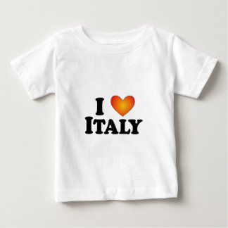 I (heart) Italy - Lite Multi-Products Baby T-Shirt
