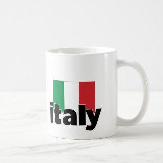 I HEART ITALY COFFEE MUGS