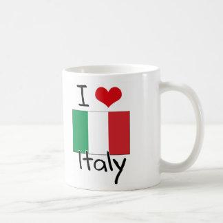 I HEART ITALY MUG