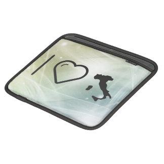 I Heart Italys iPad Sleeve