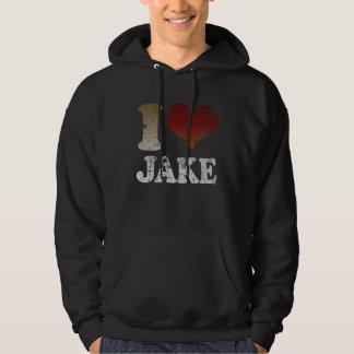 I heart Jake Hoodie