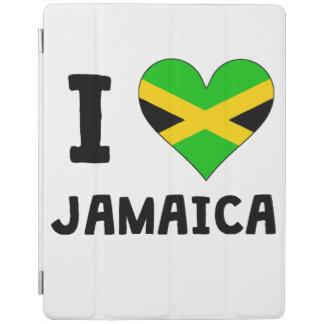 I Heart Jamaica iPad Cover