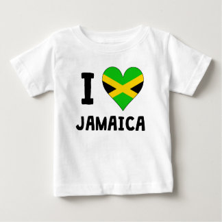 I Heart Jamaica Tshirts