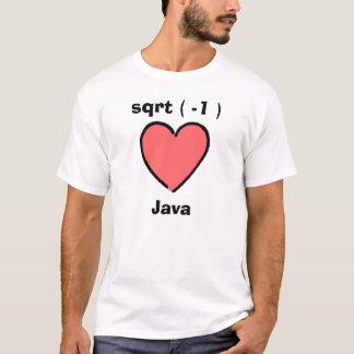 I Heart Java T-Shirt
