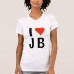 I heart JB T Shirt
