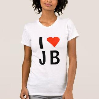I heart JB Tee Shirt