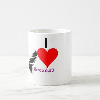 I Heart Jbrox642 Coffee Mug