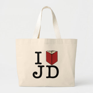 I Heart JD Bags