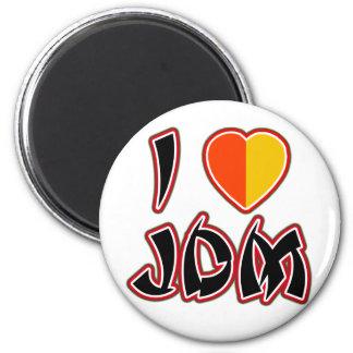 I Heart JDM (Kareha) Magnet