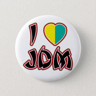 I Heart JDM (Wakaba) Pinback Button
