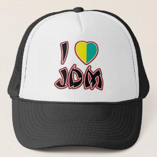 I Heart JDM (Wakaba) Trucker Hat