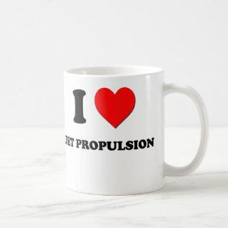 I Heart Jet Propulsion Mug