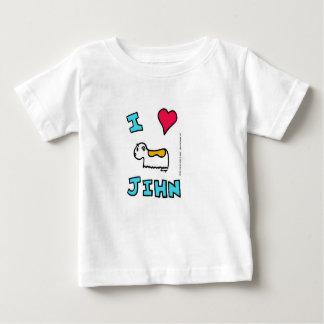I Heart Jihn Infant T-Shirt