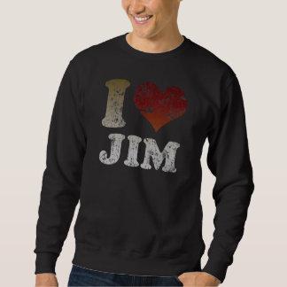 I heart Jim Sweatshirt