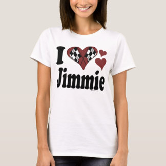 I Heart Jimmie T-Shirt