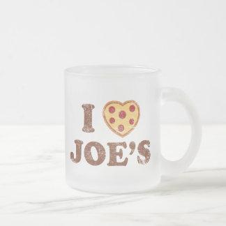 I Heart Joe's Mugs