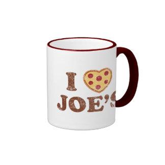 I Heart Joe's Ringer Mug