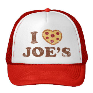 I Heart Joe's Trucker Hat