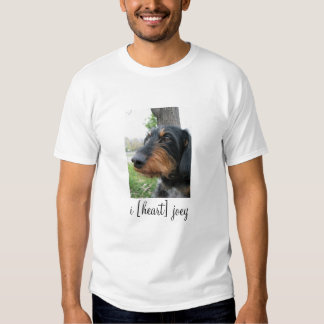 i [heart] joey t-shirt