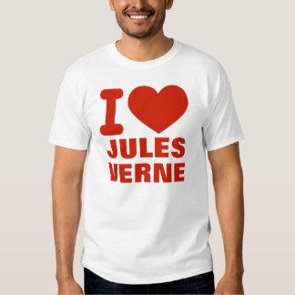 I Heart Jules Verne Shirt