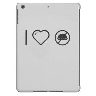 I Heart Junk Foods iPad Air Cover