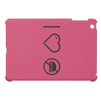 I Heart Junk Foods iPad Mini Cover