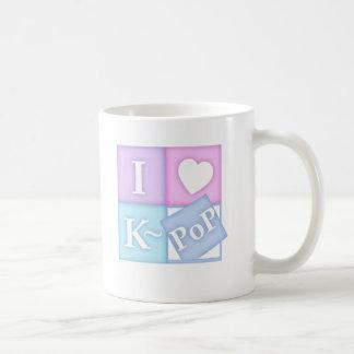 I Heart K~Pop Coffee Mug