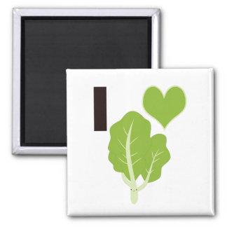 I heart Kale Magnet