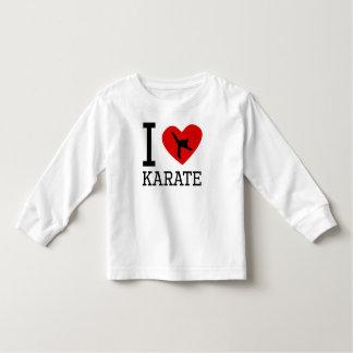 I Heart Karate Tee Shirt