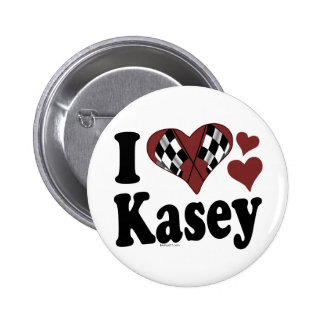 I Heart Kasey Button