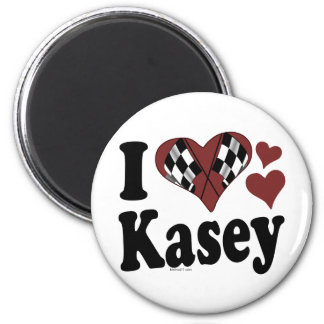I Heart Kasey Fridge Magnet