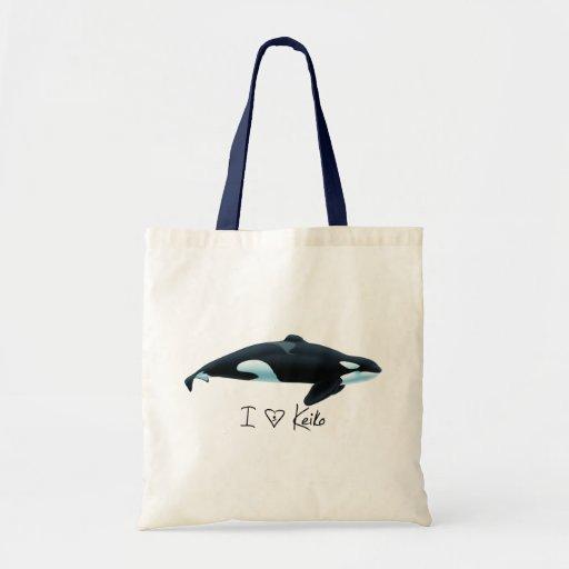 I Heart Keiko Tote Tote Bag