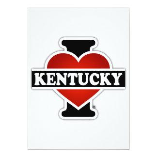 I Heart Kentucky Card