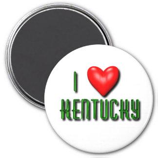 I Heart Kentucky Refrigerator Magnet