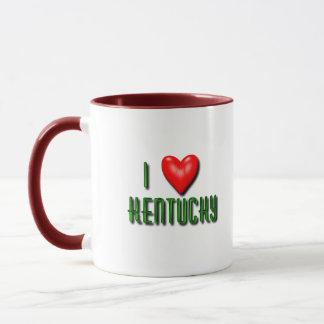 I Heart Kentucky Mug