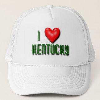 I Heart Kentucky Trucker Hat
