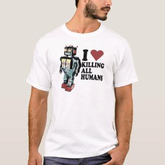 I Heart Killing All Humans T-Shirt