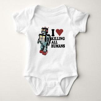 I Heart Killing All Humans T Shirts
