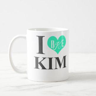 I heart Kim Coffee Mug