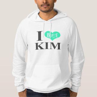 I Heart Kim Hoodie