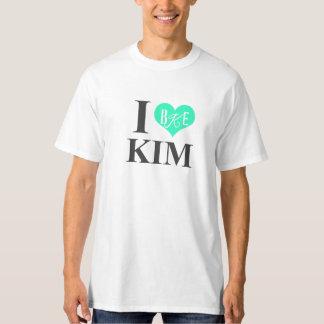 I Heart Kim (tall sizes) T-Shirt