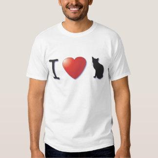I Heart Kittycats! T Shirt