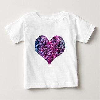 I Heart Knitting Baby T-Shirt